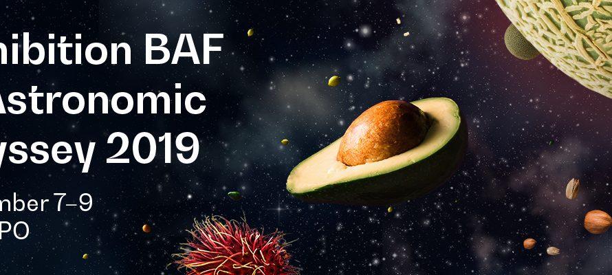 BAF 2019 Vilnius, fiera del food and beverage