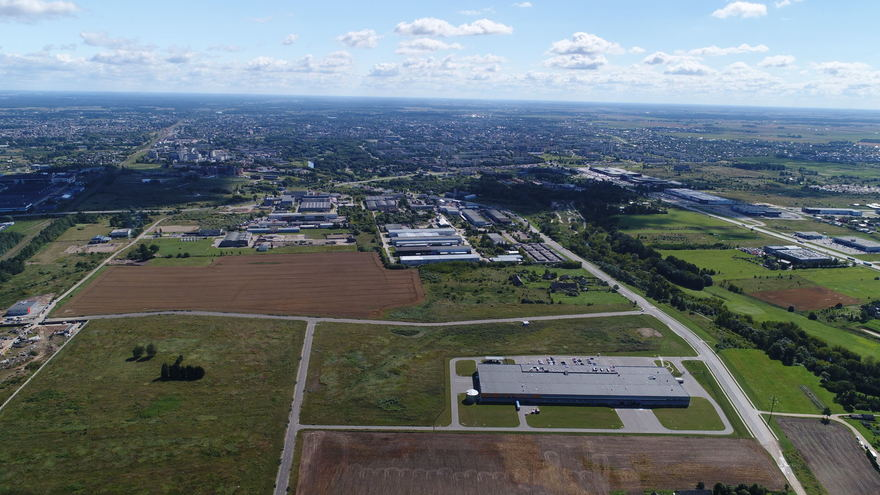 Il produttore di imballaggi Komex costruirà uno stabilimento a Panevėžys (Lituania)