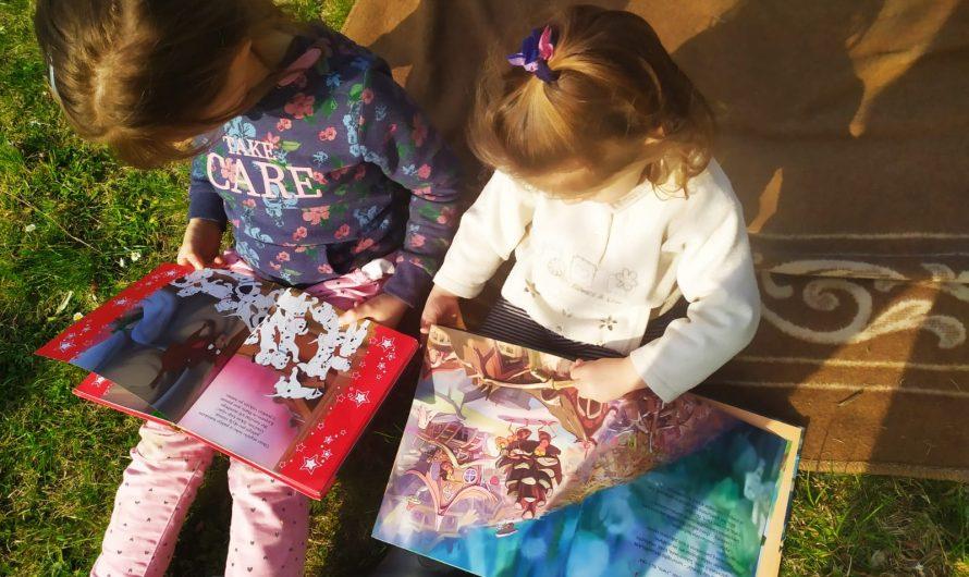 Vaikų dvikalbystė: nauda ar problema vaikams?