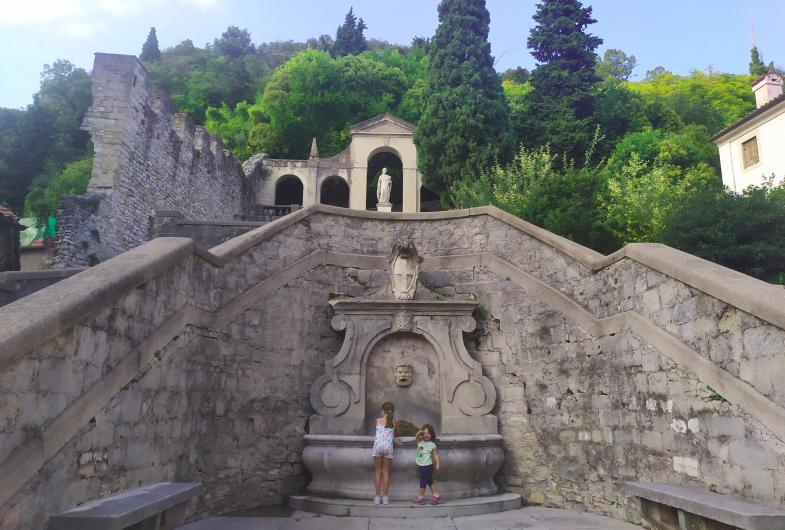 Žygis pėsčiomis po istorines vietas – Vittorio Veneto