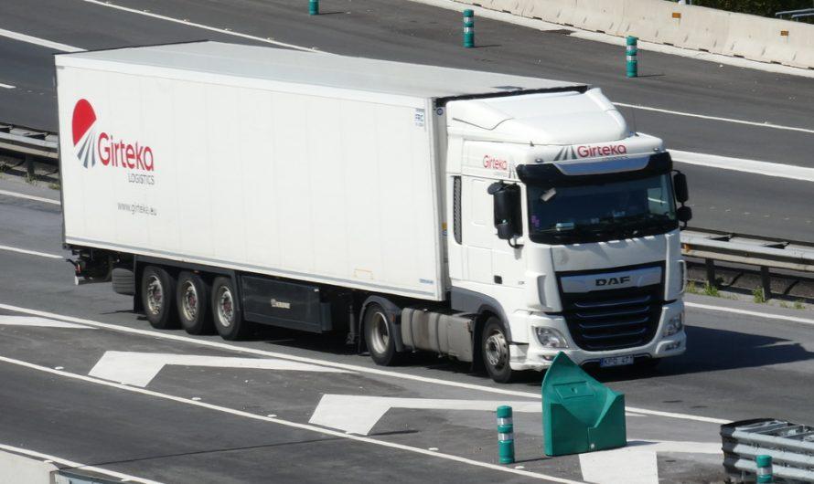 Girteka Logistics – la più grande azienda logistica lituana in costante crescita